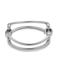 Giles And Brother Chainlink Bracelet Silver