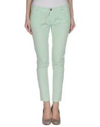 Maison Espin Casual Pants Coral