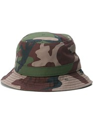Carhartt Camouflage Bucket Hat Multicolour