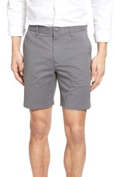 Bonobos Men's Stretch Washed Chino 7 Inch Shorts Graphites