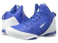And 1 Master 3 Royal White Men's Basketball Shoes Blue