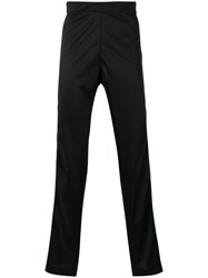 Maison Martin Margiela Side Stripe Track Pants Black