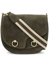 Tila March Linda Besace Crossbody Bag Grey