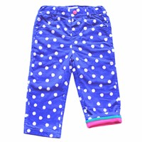 Toby Tiger Blue Dot Trousers
