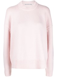 Alexander Wang Oversized Ribbed Weave Jumper 60