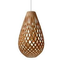 David Trubridge Koura Light Natural 100Cm