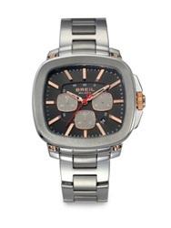 Breil Milano Stainless Steel Chronograph Watch Stainless Steel