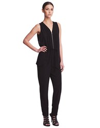 Kenneth Cole Eileen Jumpsuit Black