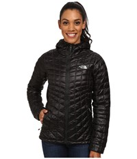 The North Face Thermoball Hoodie Tnf Black Women's Coat