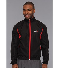 Louis Garneau Modesto Jacket 2 Black Red Men's Jacket
