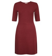 Hobbs Tamsin Dress Red