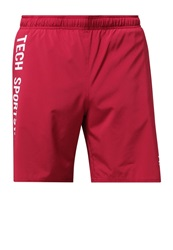 Jack And Jones Tech Shorts Rumba Red