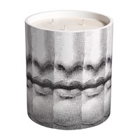Fornasetti Large Scented Candle Mille Bocche