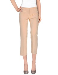 Red Valentino Redvalentino Trousers Casual Trousers Women Sand