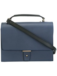 Pb 0110 'Ab 3' Satchel Blue