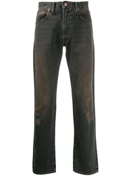 Levi's Vintage Clothing 1961 551 Jeans Black