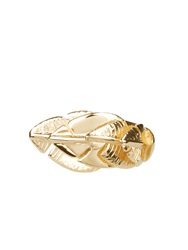 Aurelie Bidermann Talitha Gold Plated Ring