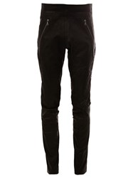 Isaac Sellam Experience Zip Pocket Trousers Black