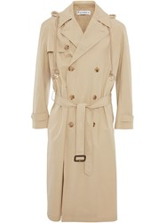 J.W.Anderson Jw Anderson Hooded Trench Coat 60