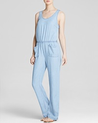 Candc California C And C California Jumpsuit Chambray