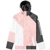 Columbia Windell Park Hooded Jacket Pink