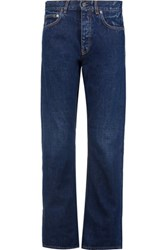 Acne Studios Shore Boyfriend Jeans Dark Denim