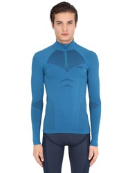 Odlo Evolution Warm Half Zip Nylon Top