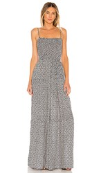 Free People Little Of Your Love Jumpsuit In Black Taupe. Black Combo