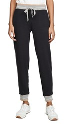 Monrow Supersoft Sweatpants Faded Black