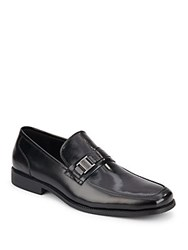 Kenneth Cole Reaction Tournado Leather Loafers