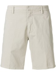 Dondup Chino Shorts Nude And Neutrals