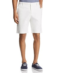 Bloomingdale's The Men's Store At Twill Regular Fit Shorts 100 Exclusive Bone