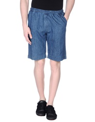 Our Legacy Denim Bermudas