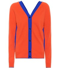 Marni Cashmere Cardigan Red