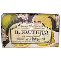 Nesti Dante Il Frutteto Citron And Bergamot Soap 250G