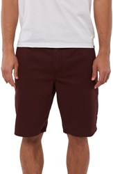 O'neill Jay Chino Shorts Wine