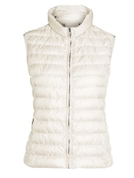 Max Mara Weekend By Maxmara Vanity Gilet Sand