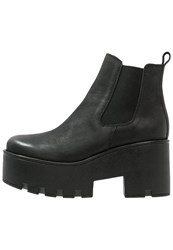 Kmb Ankle Boots Black