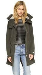 Spiewak Bay Ridge Fishtail Jacket Altitude Green