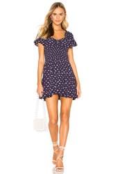Cleobella Anne Dress Navy