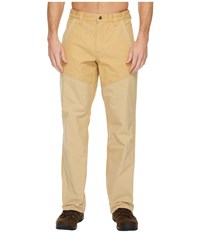 Mountain Khakis Original Field Pants Relaxed Fit Yellowstone Casual Pants Beige