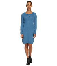 Royal Robbins First Light Sweater Dress Peninsula Women's Dress Blue
