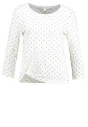 Tom Tailor Denim Long Sleeved Top Off White Off White