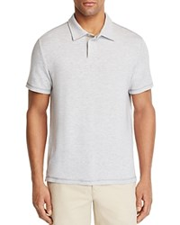 Surfside Supply Manley Regular Fit Polo Shirt Heather Gray
