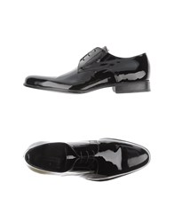 Ballantyne Footwear Lace Up Shoes Men Black