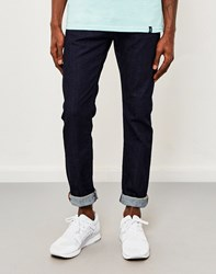 Edwin Ed 80 Slim Tapered Cs Night Blue Jeans Rinsed