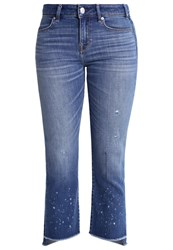 Abercrombie And Fitch Bootcut Jeans Medium Wash Blue Denim