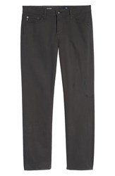 Ag Jeans Everett Sud Slim Straight Fit Pants Dark Rock