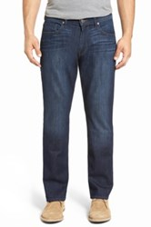 Paige 'Doheny' Relaxed Fit Jeans Erving Blue