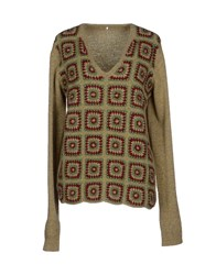 Asola Sweaters Military Green